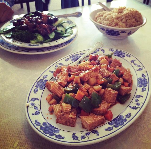 Chinese - restaurant