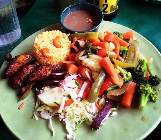 Costa Rican - restaurant