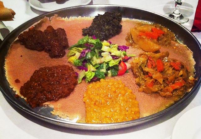 Ethiopian - restaurant