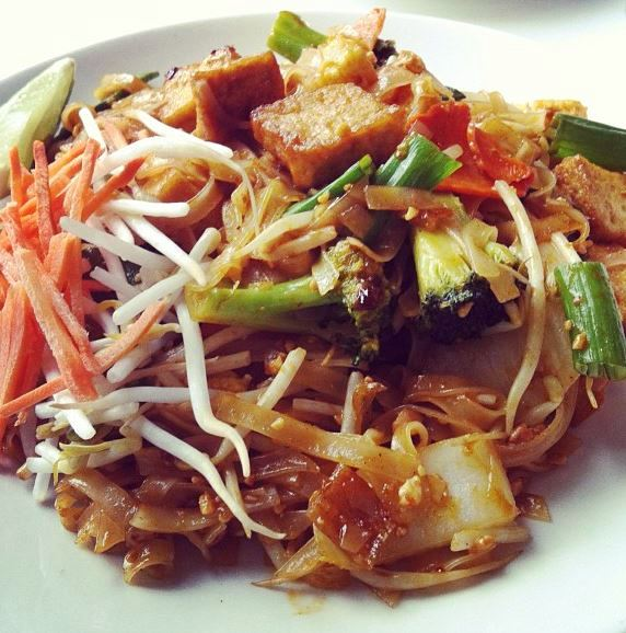 pad thai - restaurant