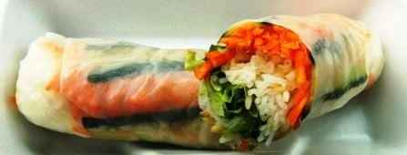 spring rolls - restaurant