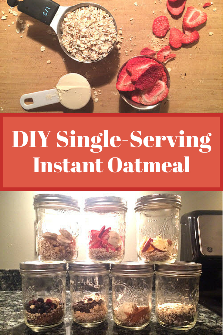 DIY Single-Serving