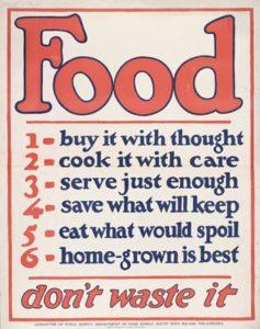 USDA food waste