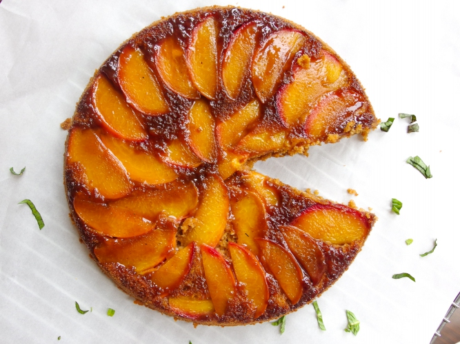 vegan_nectarine_upside_down_cake1 - Copy