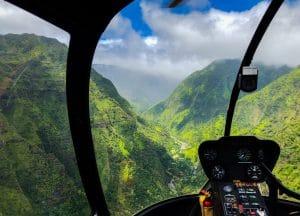 Mauna Loa helicopter tour in Kauai