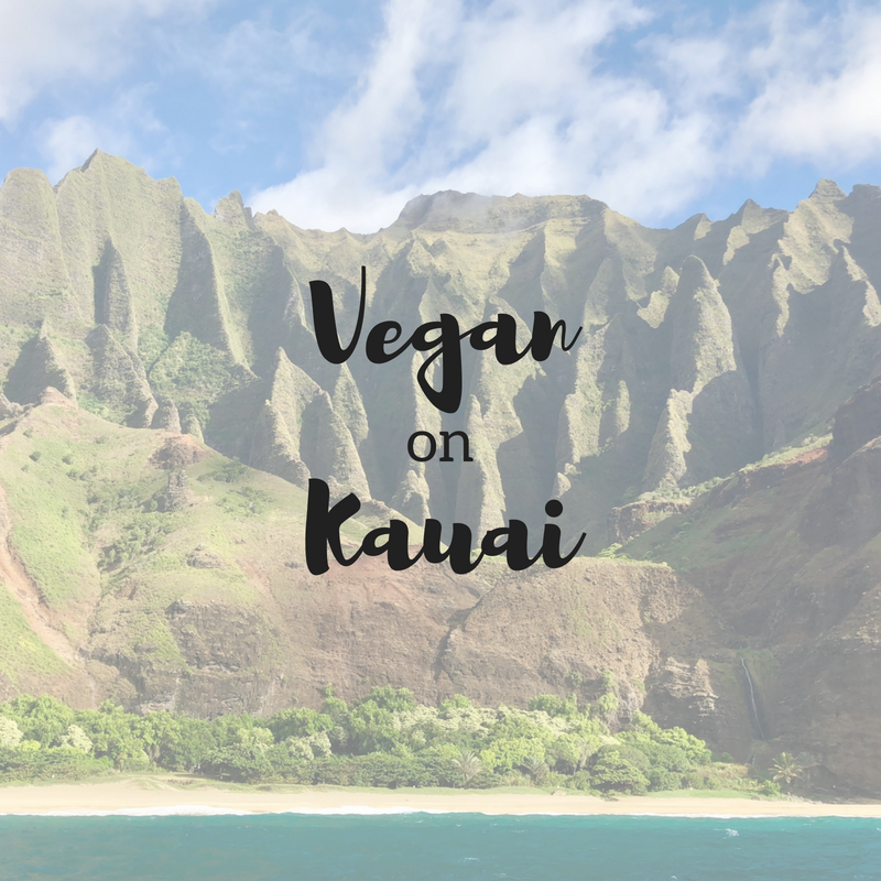 Vegan on Kauai