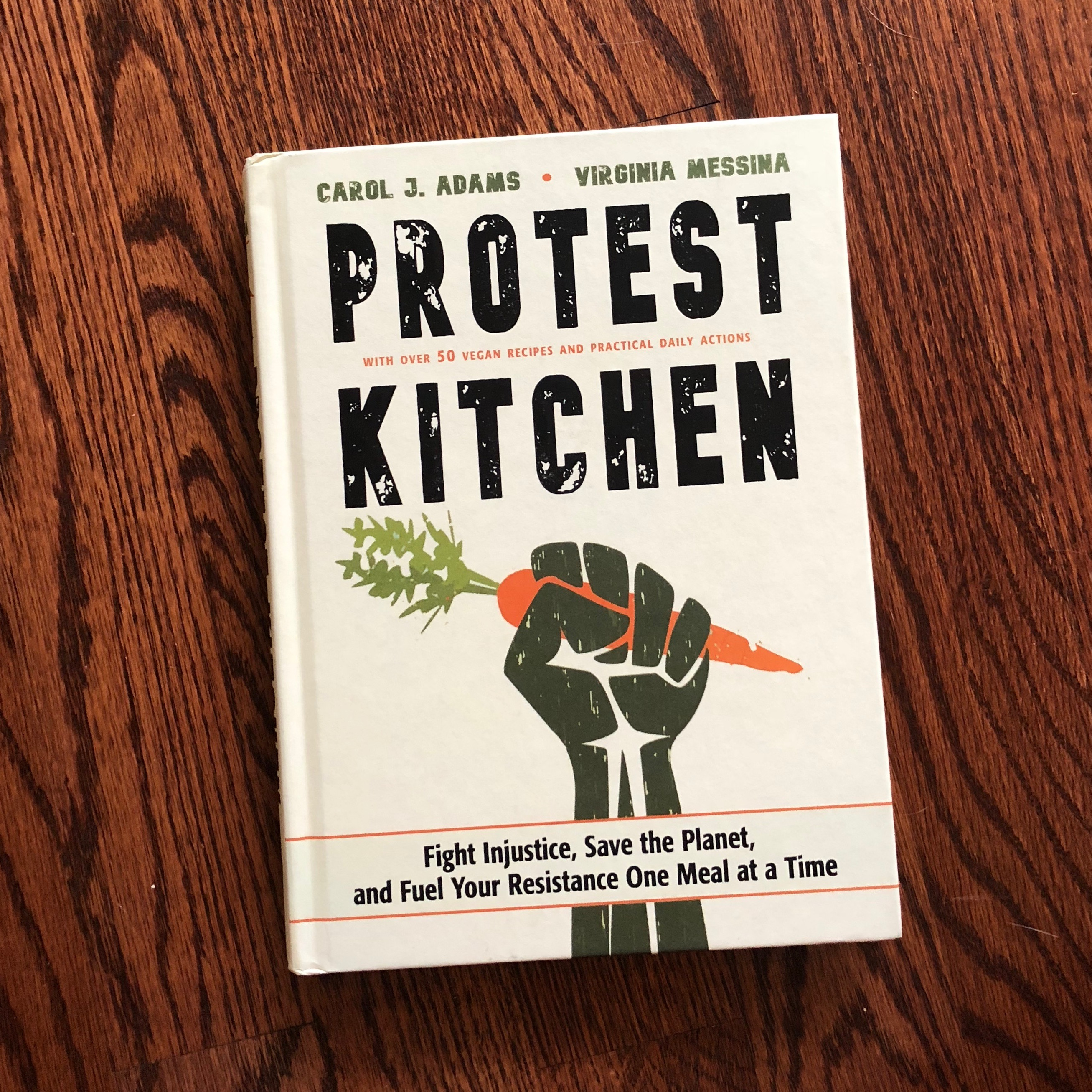 Book Review: Protest Kitchen