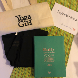 Welcome Gifts at Healing the Heart Retreat | Island Yoga, Aruba